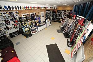Hokeja inventāra veikals Hokeja pasaule